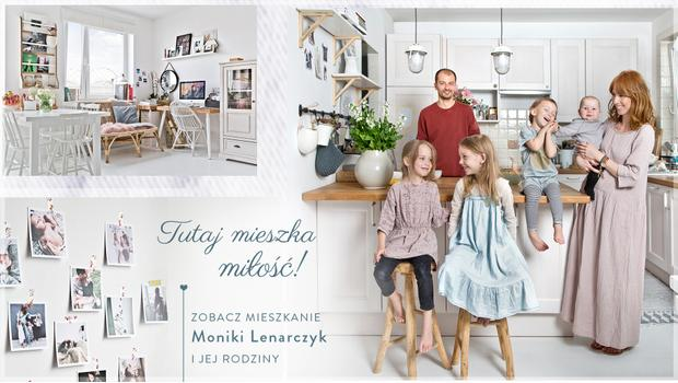 Rodzinna oaza w Warszawie