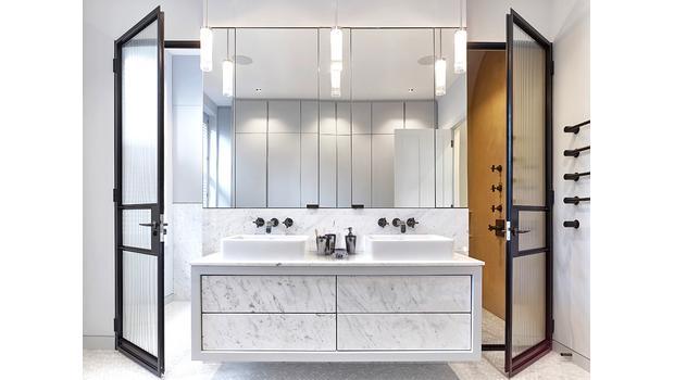 Łazienka w stylu Minimal