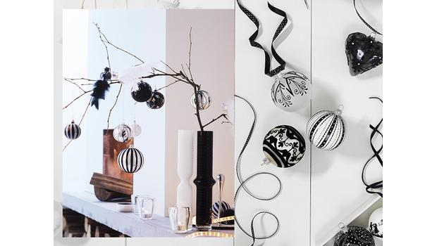 Black & White Christmas