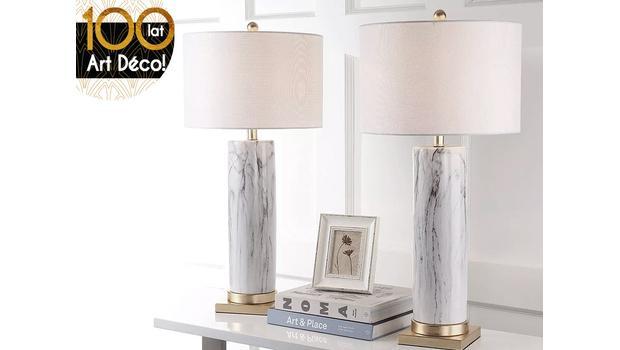 Najpiękniejsze lampy epoki