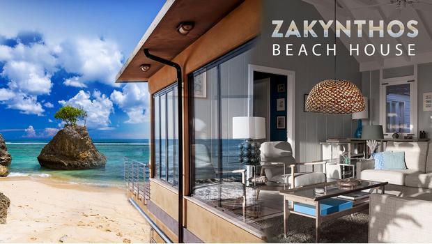Niebiańskie plaże Zakynthos