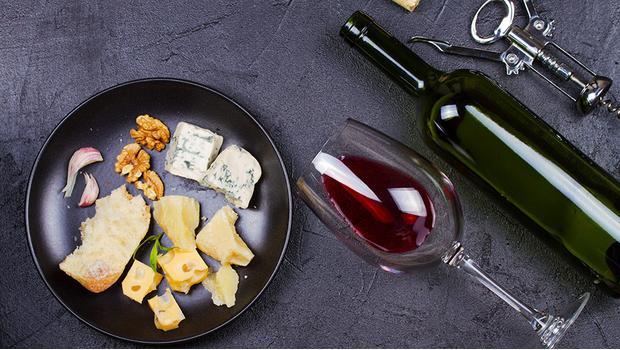 Duet doskonały: ser i wino