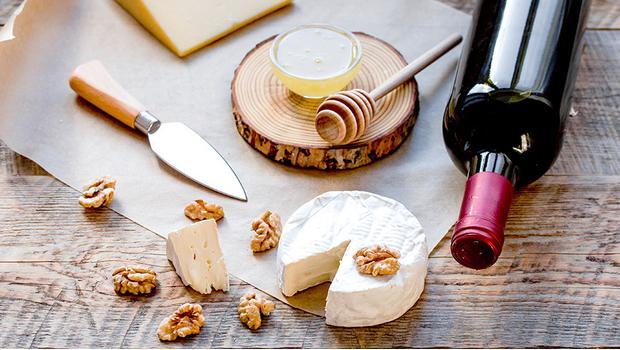 Ser i wino: zostań ekspertem