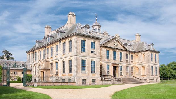 Szyk Chatsworth House