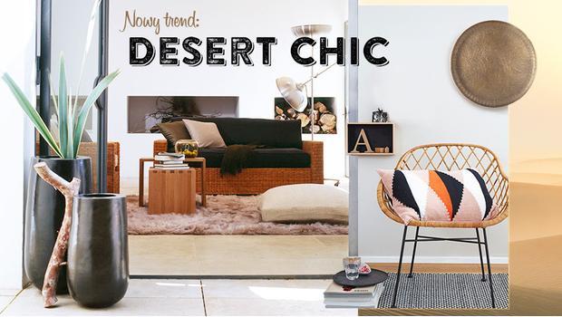 Złote piaski pustyni