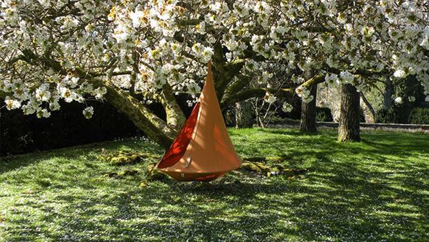 Chillout w ogrodzie