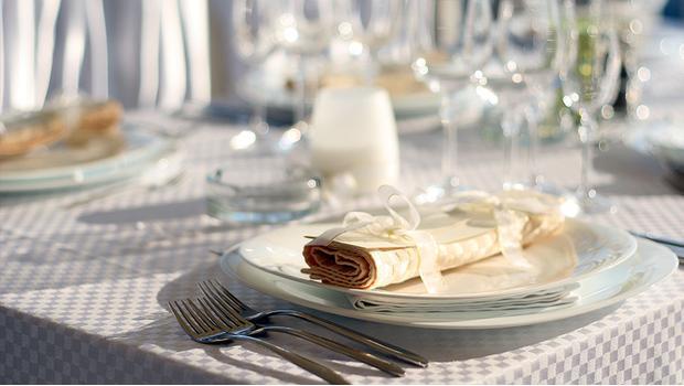 Elegancka kolacja