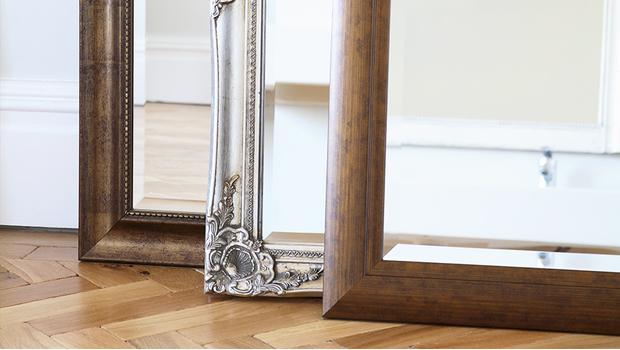 Mirror, mirror at your home