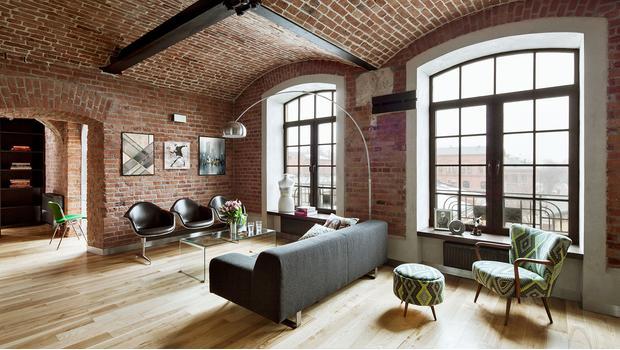 Loft w Londynie