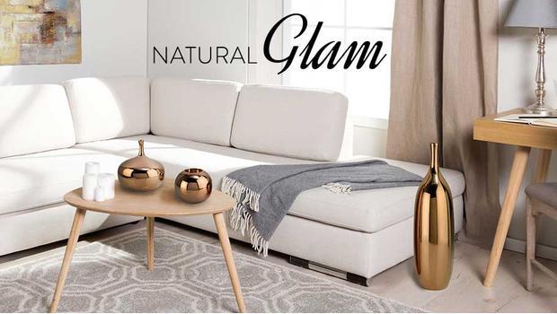 Natural glam