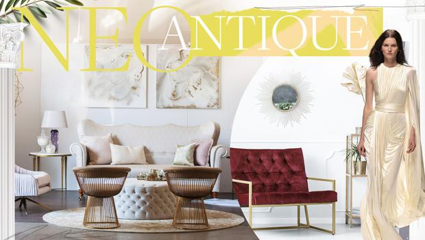Nowy trend: Neo Antique