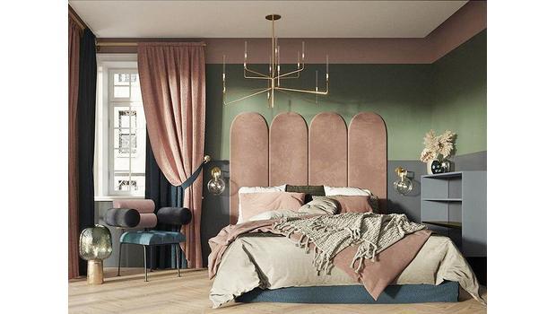Sypialnia Neo Art Déco