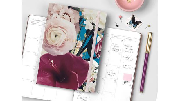 Planery, dzienniki, notatniki