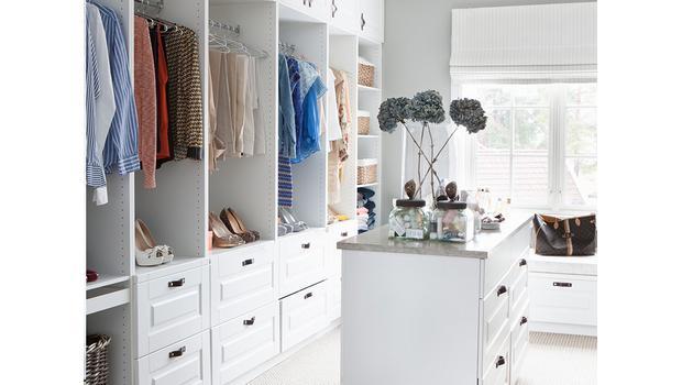 Zorganizuj swoją garderobę