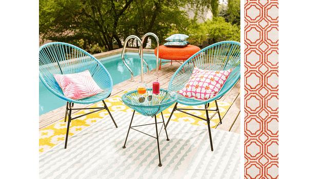 Dywany outdoorowe