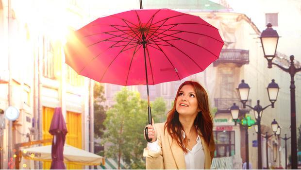 Parasolki inne niż wszystkie
