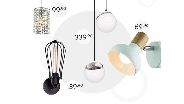 Piękne lampy do 399 zł