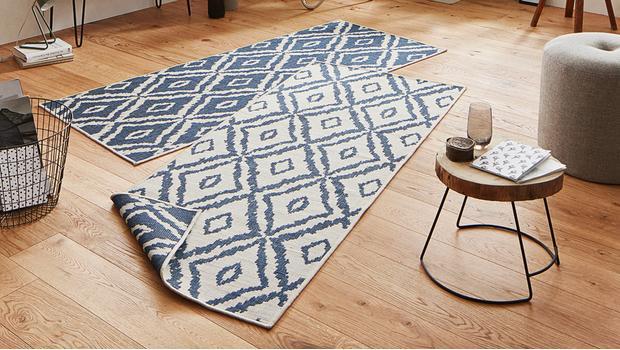 Dwustronne dywany