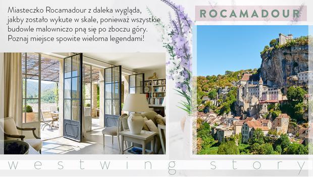 Rocamadour - perła południa