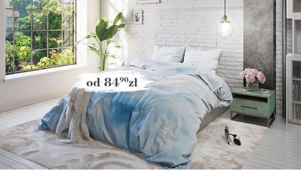 Stylowe tekstylia sypialniane
