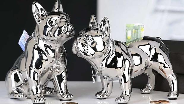 Galeria srebrnych dekoracji