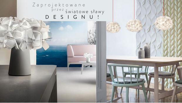 Włoskie lampy od projektantów