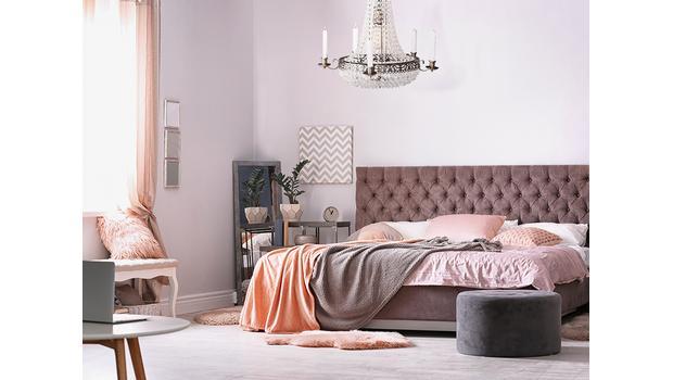 W jesiennej sypialni
