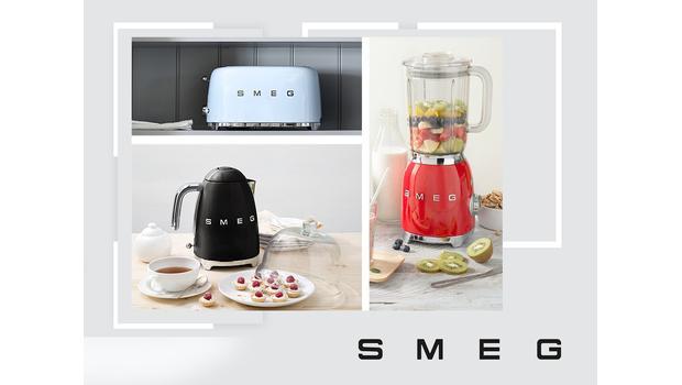 SMEG: małe AGD