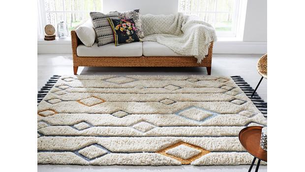 Kolekcja szykownych dywanów