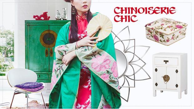 Blask chinoiserie