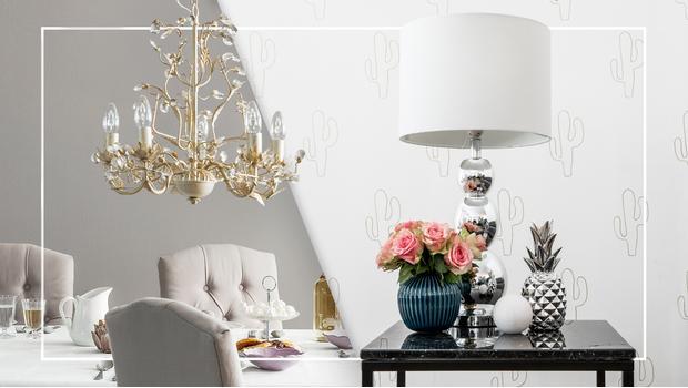 Najpiękniejsze lampy glamour