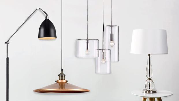 Lampy w 4 stylach