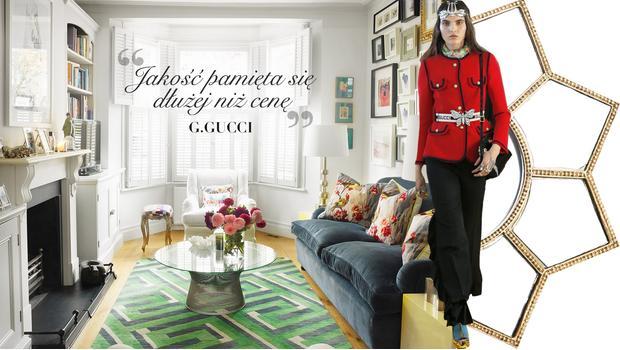 Inspiruje nas Gucci