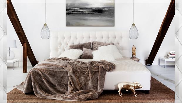 Udekoruj swoją sypialnię