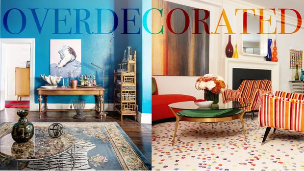 Trend: Overdecorated