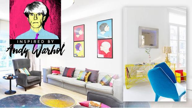 Andy Warhol – mistrz koloru
