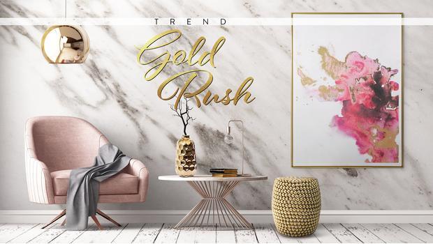 Trend: Gold Rush
