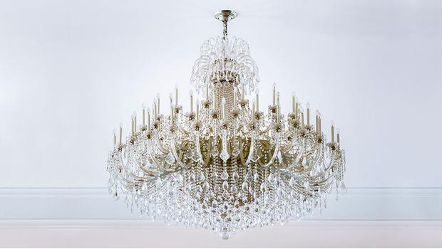 Lampy w stylu glamour