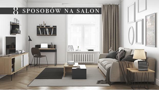 Funkcjonalny salon