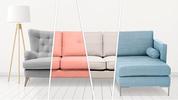 Sofy i fotele w 4 stylach