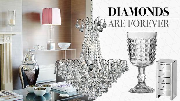 Intrygujący blask diamentów