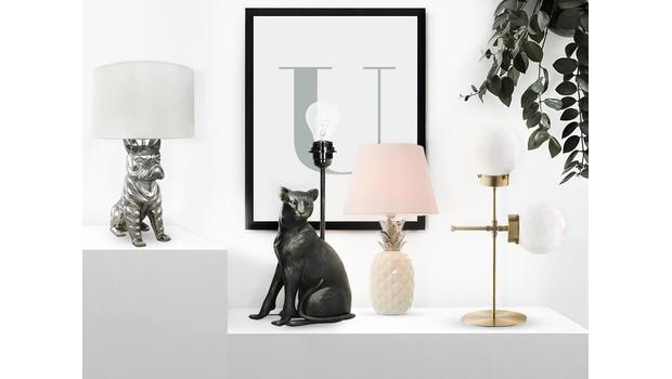 Lampy stołowe z efektem WOW