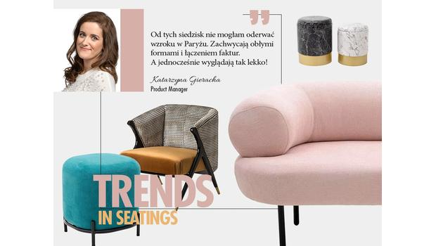 M&O trend: Luxury seating