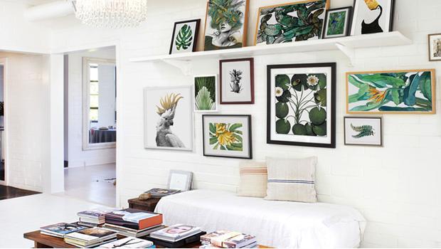 Jak stworzyć domową galerię?