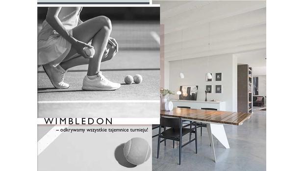 Poznaj styl Wimbledonu