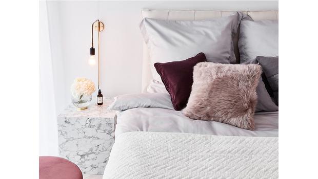 Sypialnia gotowa na zimowe sny