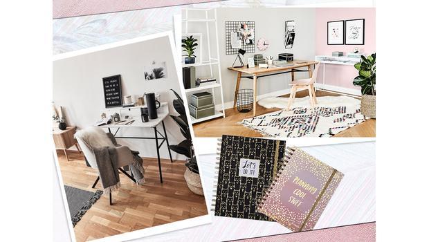 My stylish workspace