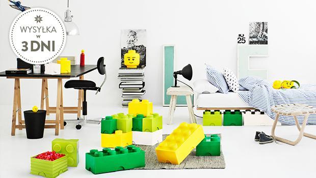 Porządki z Lego