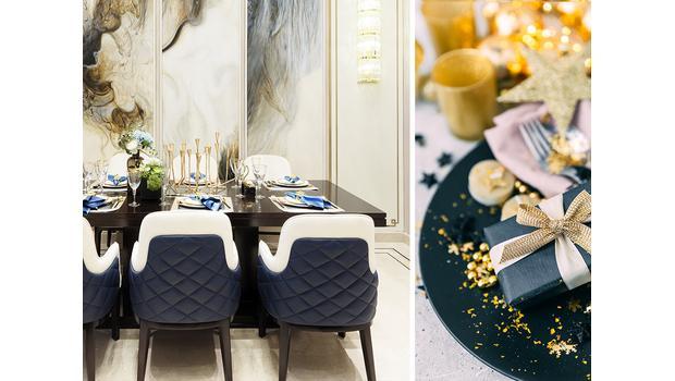Stół w stylu Elegant