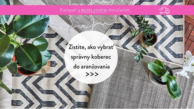 Ako vybrať koberec?